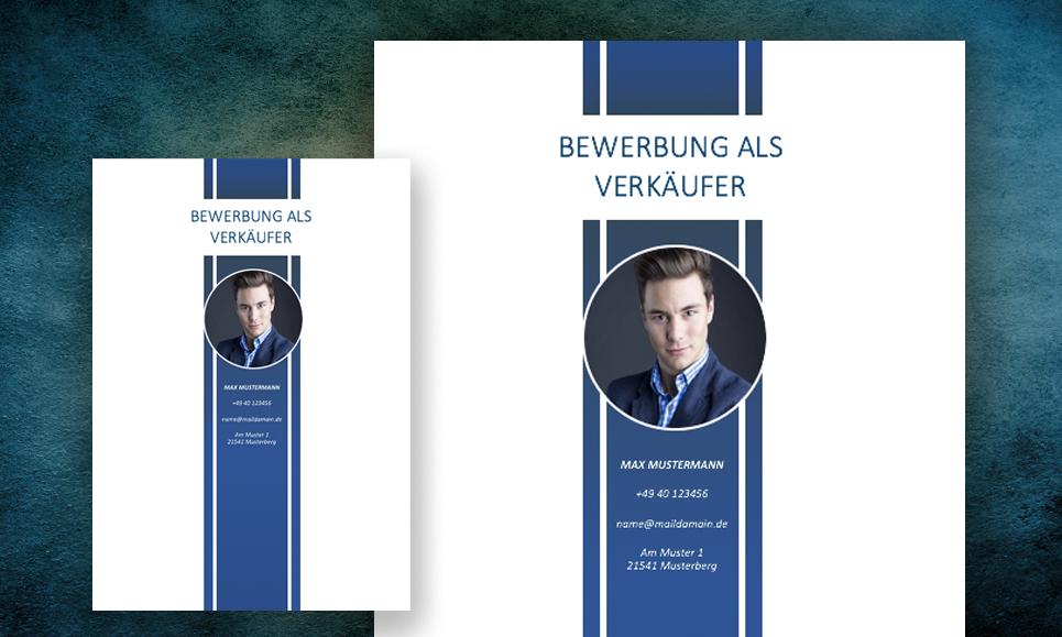 bewerbung muster deckblatt 2017 - Bewerbung Muster Deckblatt