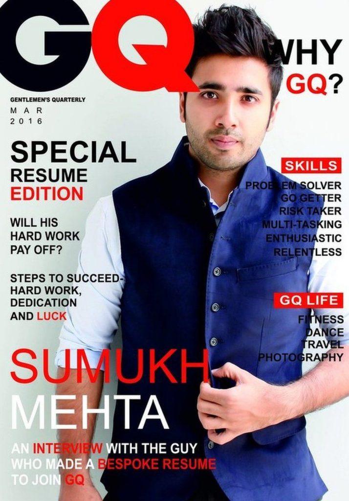 Lebenlsuaf GQ Magazine
