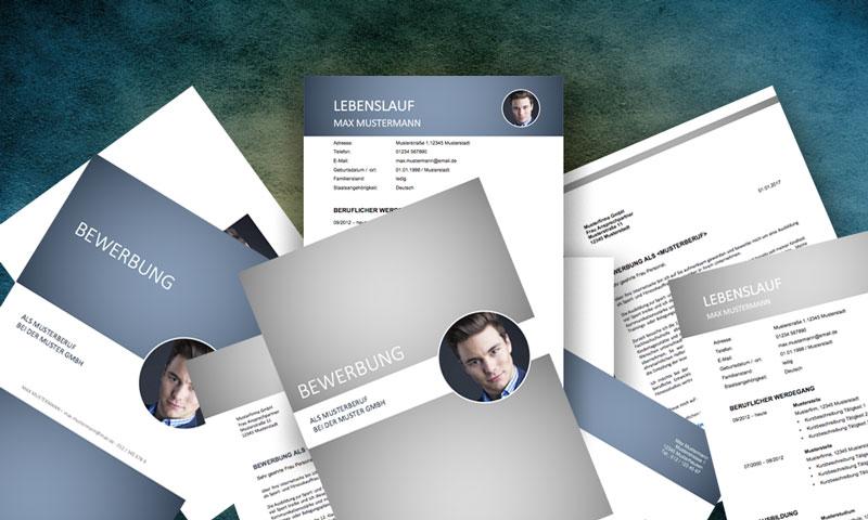 Bewerbung Muster: Professionelle Design Vorlagen