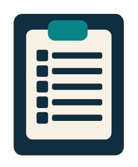 Checkliste – Bewerbungsunterlagen