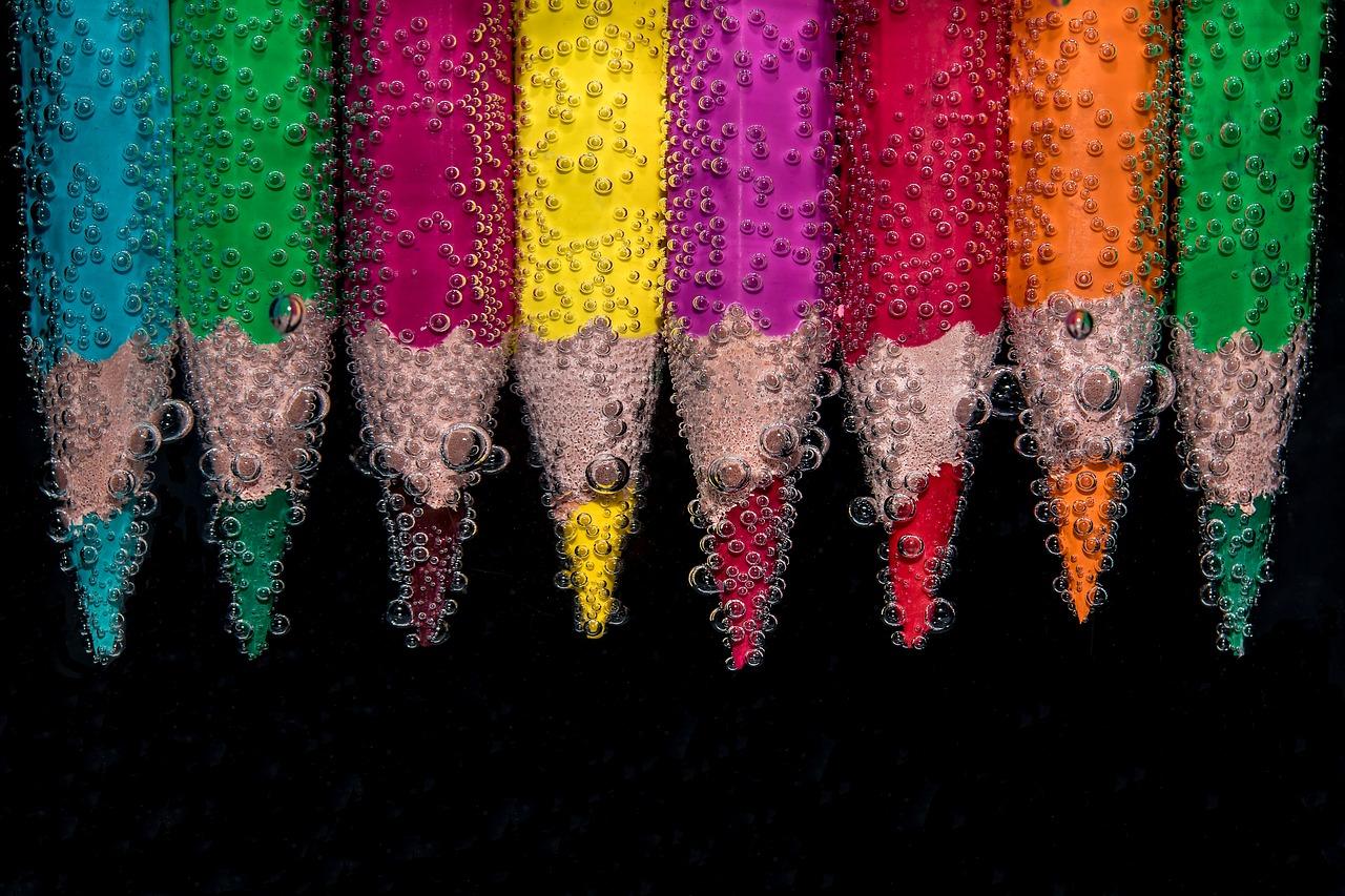 Welche Farben für das Bewerbungsschreiben verwenden?