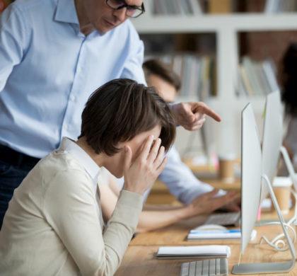 Mobbing am Arbeitsplatz: So wehrst du dich