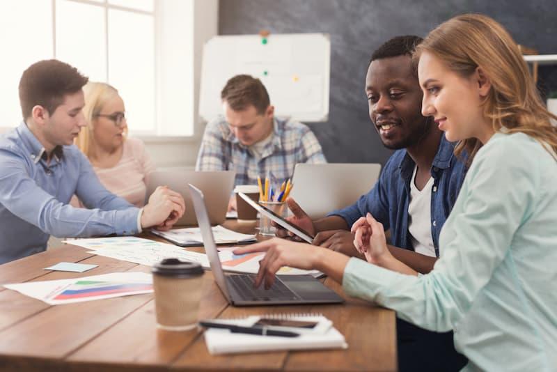 Teamwork: So gelingt die Arbeit in der Gruppe